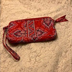 Vera Bradley Makeup Stuff Bag Pre Owned